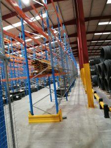 Pallet racking installation Warrington